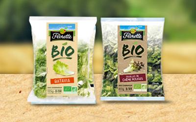 La gamme Bio Florette ne cesse de s'agrandir encart
