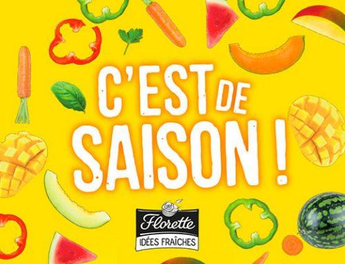 Célébrez l'été avec les fruits d'été Florette Idées Fraîches